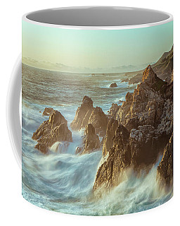 Rugged Coastline Coffee Mug