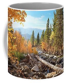 Rugged Sierra Beauty Coffee Mug