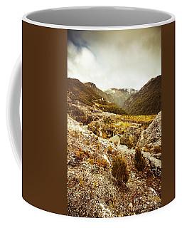 Rugged Valley Wilderness Coffee Mug