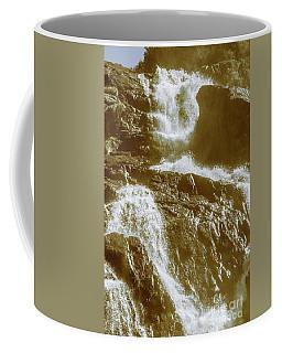 Rugged Water Rapids Coffee Mug