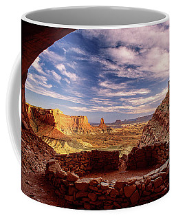 Ruin With A View Coffee Mug
