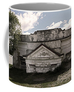 Ruined Buildingin Old Cromwell Coffee Mug
