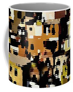 Ruins, An Abstract Coffee Mug