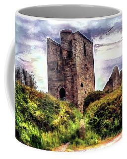 Ruins Of The Old Tin Mine Coffee Mug