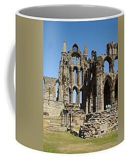Ruins Of Whitby Abbey Coffee Mug
