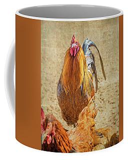Ruler Of The Roost Coffee Mug