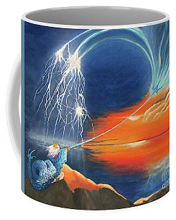 Ruler Of The Seas Coffee Mug