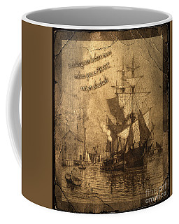 Rum Is The Reason Coffee Mug