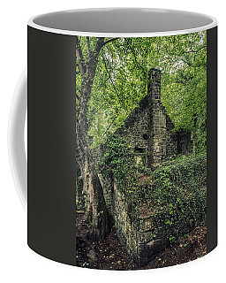 Coffee Mug featuring the photograph Run Down Mill by Nick Bywater