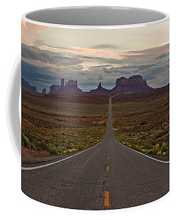 Run Forrest Coffee Mug