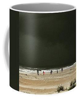 Coffee Mug featuring the photograph Run by LeeAnn Kendall