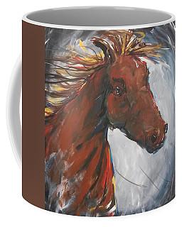 Run Like The Wind Coffee Mug