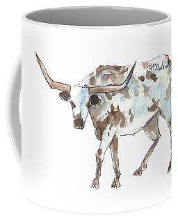 Running Back Texas Longhorn Lh070 Coffee Mug