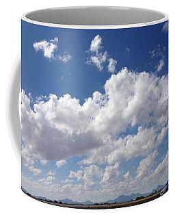 Running Hills Coffee Mug
