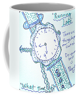 On Time Coffee Mug