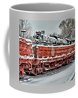 Running Out Of Steam Coffee Mug
