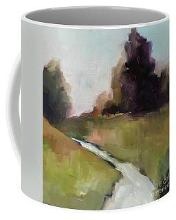 Running Stream Coffee Mug