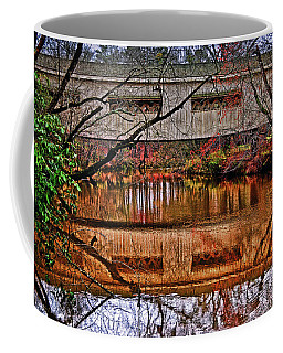 Running Waters Covered Bridge 025 Coffee Mug