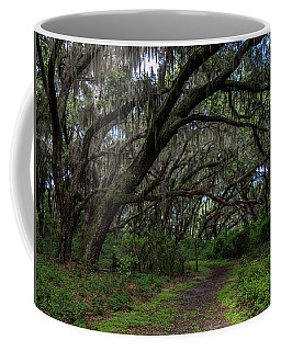 Runnymede Live Oaks Coffee Mug