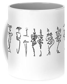 Runway Rl Coffee Mug