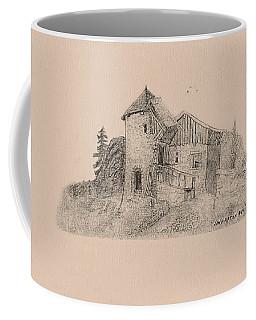 Rural English Dwelling Coffee Mug