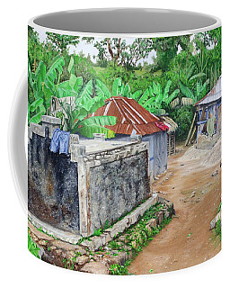 Rural Haiti - A Study In Poignancy Coffee Mug