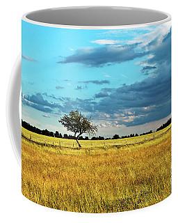 Rural Idyll Poetry Coffee Mug