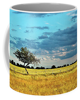 Rural Idyll Poetry Coffee Mug