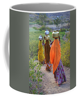 rural Rajasthan Coffee Mug