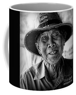 Rural Rice Farmer Coffee Mug
