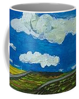 Rural View Coffee Mug by Jame hayes