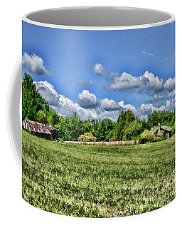 Rural Virginia Coffee Mug by Paul Ward