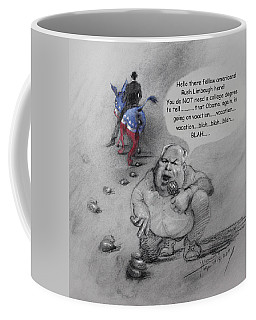 Rush Limbaugh After Obama  Coffee Mug