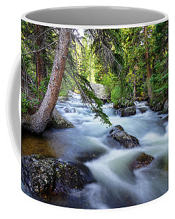 Rushing By Coffee Mug