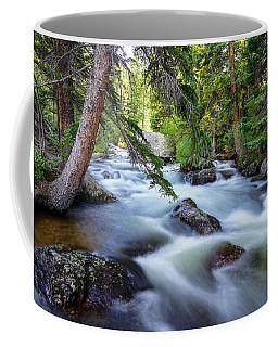 Rushing By Coffee Mug