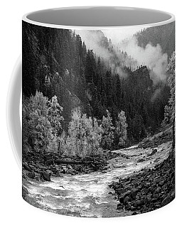 Rushing River Coffee Mug