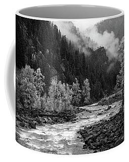 Rushing River Coffee Mug