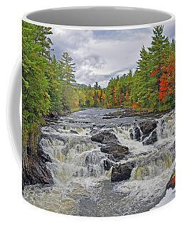 Rushing Towards Fall Coffee Mug by Glenn Gordon