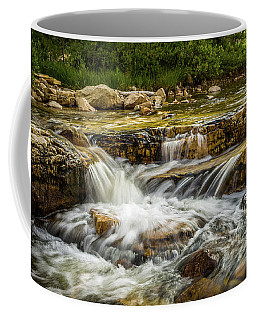 Rushing Waters - Upper Provo River Coffee Mug