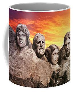 Rushmore Light Force Coffee Mug