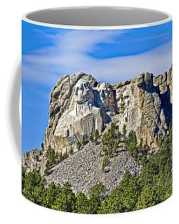Rushmore Coffee Mug