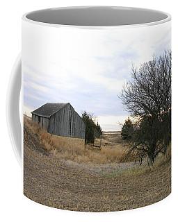 Russell County Barn Coffee Mug