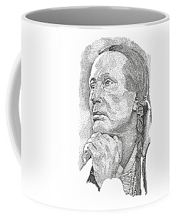 Russell Means Coffee Mug