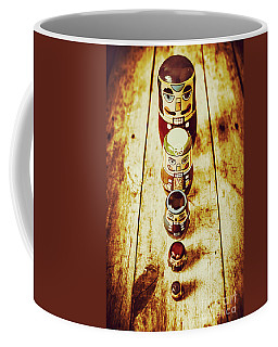 Russian Doll Art Coffee Mug