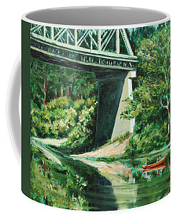 Russian River Coffee Mug