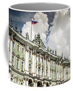 Russian Winter Palace Coffee Mug
