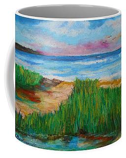 Russland Beach / Sweden Coffee Mug