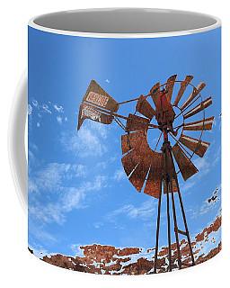 Rust Age Coffee Mug