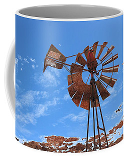 Coffee Mug featuring the photograph Rust Age by Stephen Mitchell