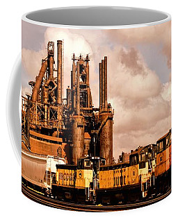 Rust In Peace Coffee Mug